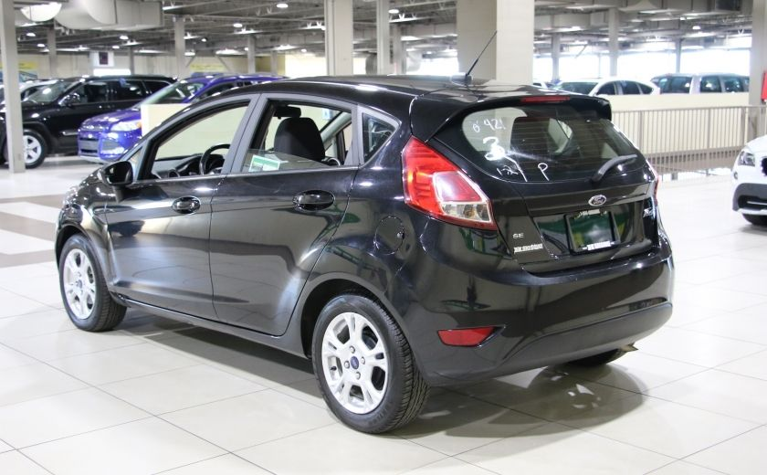 2015 Ford Fiesta SE AUTO A/C GR ELECT MAGS BLUETOOTH #4