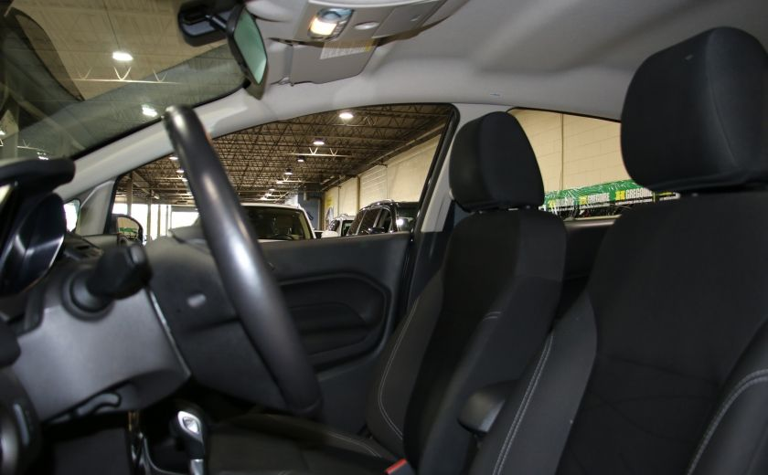 2015 Ford Fiesta SE AUTO A/C GR ELECT MAGS BLUETOOTH #9