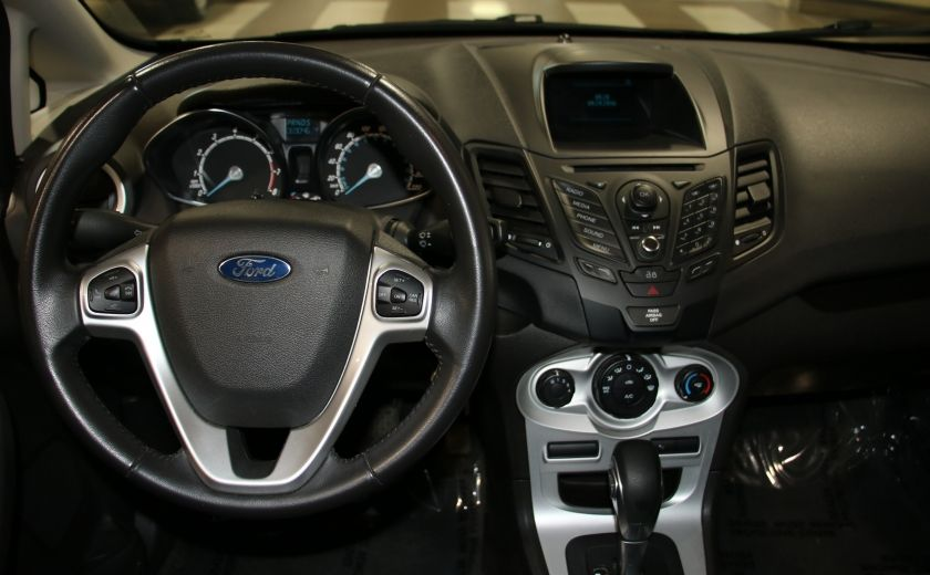 2015 Ford Fiesta SE AUTO A/C GR ELECT MAGS BLUETOOTH #12