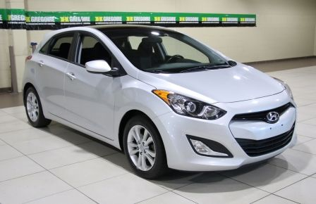 2013 Hyundai Elantra GLS A/C TOIT PANO MAGS BLUETOOTH in Drummondville
