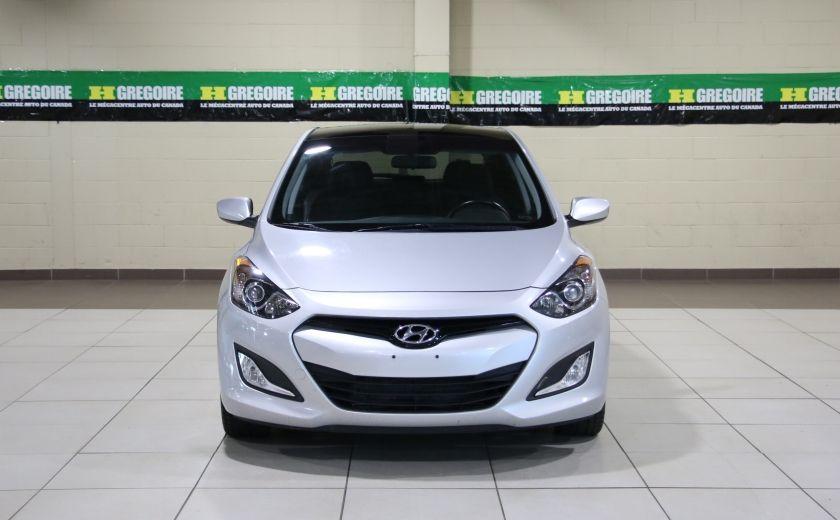 2013 Hyundai Elantra GLS A/C TOIT PANO MAGS BLUETOOTH #1