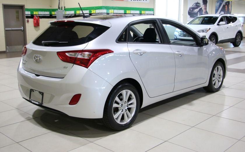 2013 Hyundai Elantra GLS A/C TOIT PANO MAGS BLUETOOTH #6