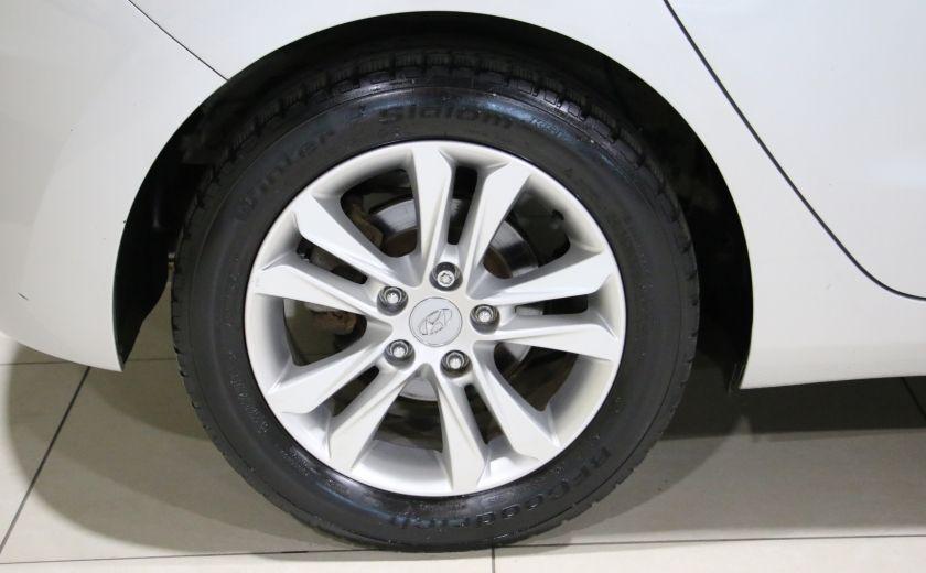 2013 Hyundai Elantra GLS A/C TOIT PANO MAGS BLUETOOTH #28