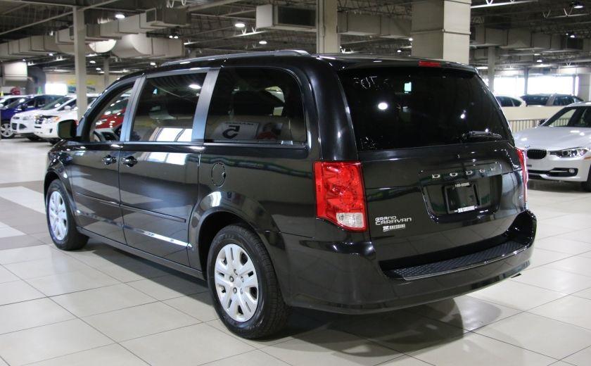 2014 Dodge GR Caravan SXT AUTO A/C GR ELECT STOW'N GO #4