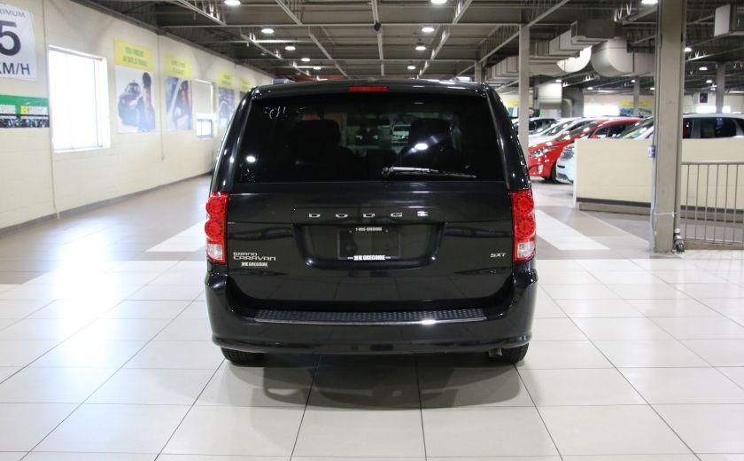 2014 Dodge GR Caravan SXT AUTO A/C GR ELECT STOW'N GO #5
