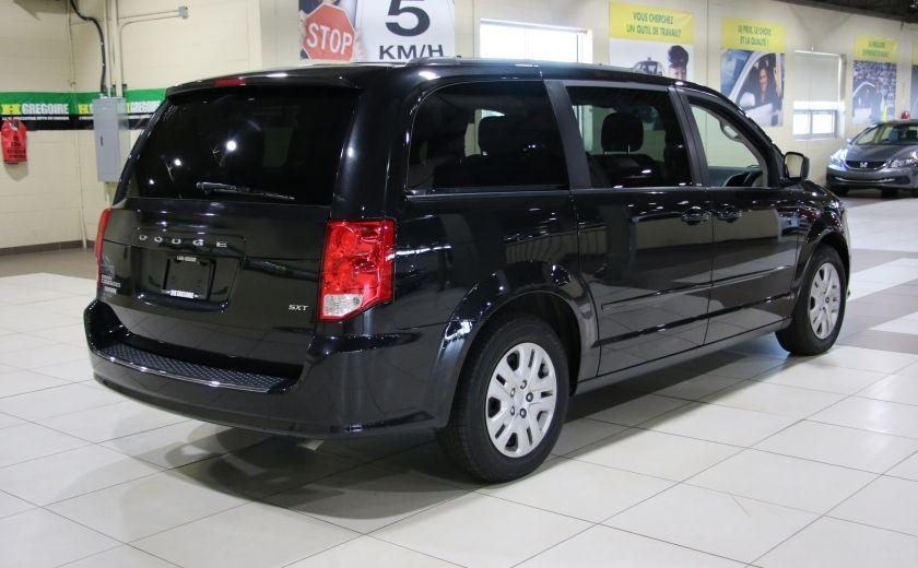 2014 Dodge GR Caravan SXT AUTO A/C GR ELECT STOW'N GO #6