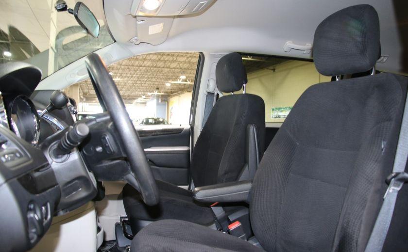 2014 Dodge GR Caravan SXT AUTO A/C GR ELECT STOW'N GO #9