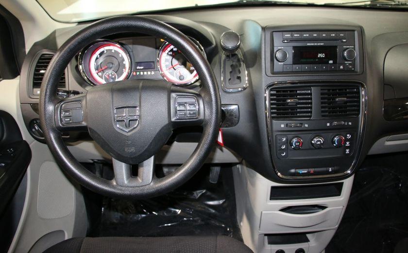2014 Dodge GR Caravan SXT AUTO A/C GR ELECT STOW'N GO #12