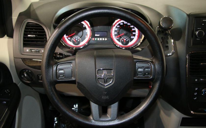 2014 Dodge GR Caravan SXT AUTO A/C GR ELECT STOW'N GO #13