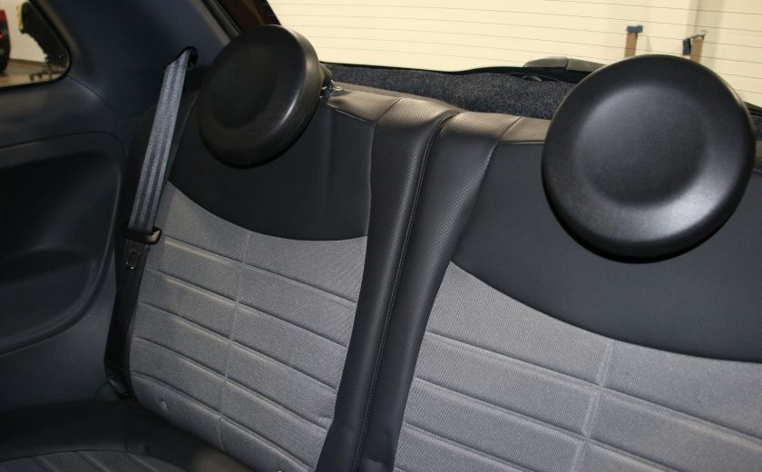 2012 Fiat 500 Sport AUTO A/C TOIT MAGS BLUETOOTH #10