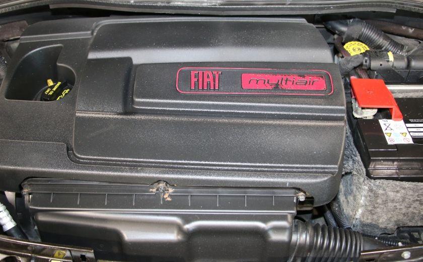 2012 Fiat 500 Sport AUTO A/C TOIT MAGS BLUETOOTH #17