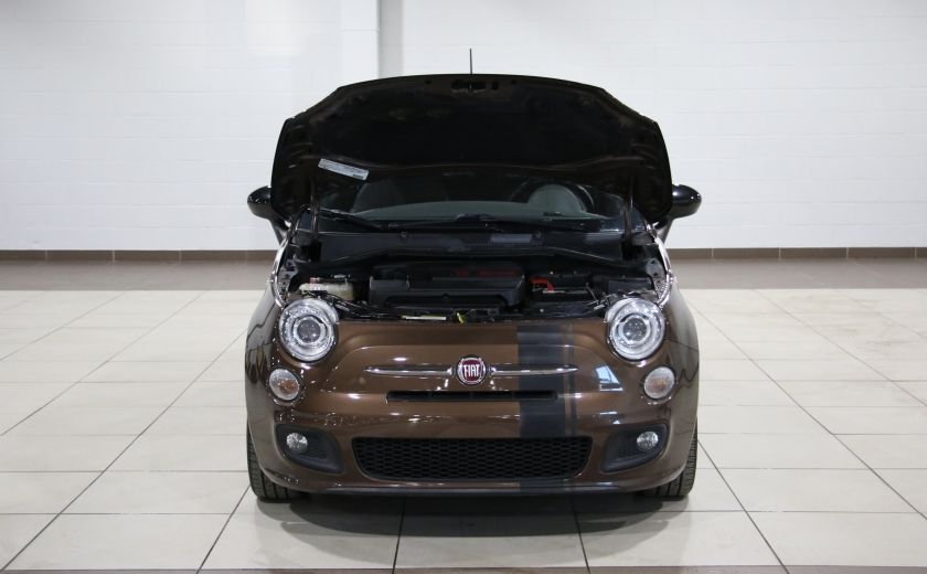 2012 Fiat 500 Sport AUTO A/C TOIT MAGS BLUETOOTH #18