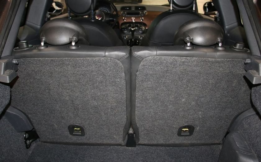 2012 Fiat 500 Sport AUTO A/C TOIT MAGS BLUETOOTH #20