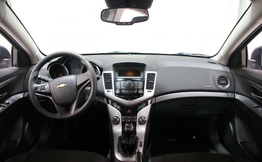 2012 Chevrolet Cruze Eco w/1SA #9