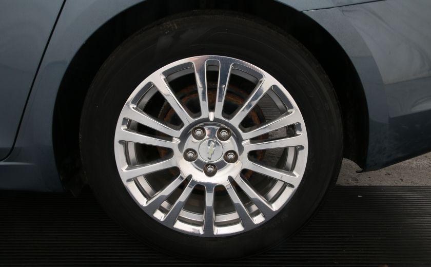 2012 Chevrolet Cruze Eco w/1SA #25