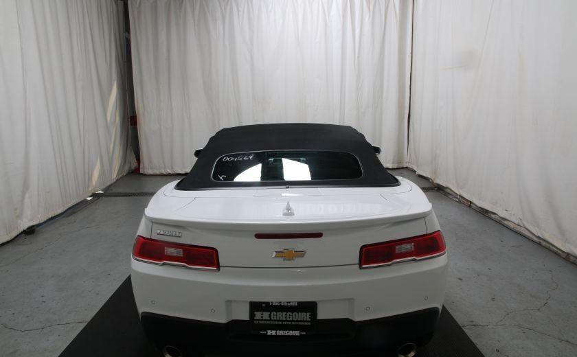 2014 Chevrolet Camaro 1LT #4