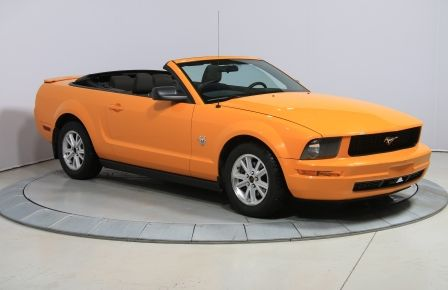 2009 Ford Mustang 2dr Conv #0