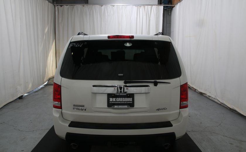 2011 Honda Pilot EX #4