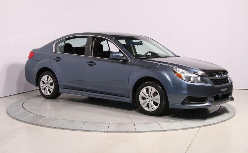 2013 Subaru Legacy 2.5i A/C BLUETHOOT #0
