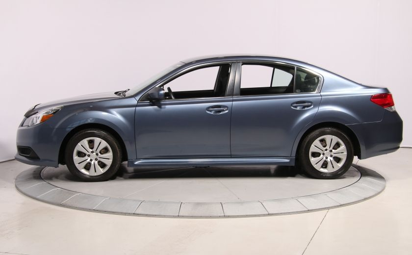 2013 Subaru Legacy 2.5i A/C BLUETHOOT #3