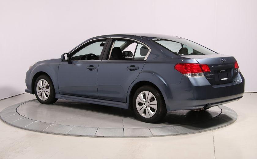 2013 Subaru Legacy 2.5i A/C BLUETHOOT #4