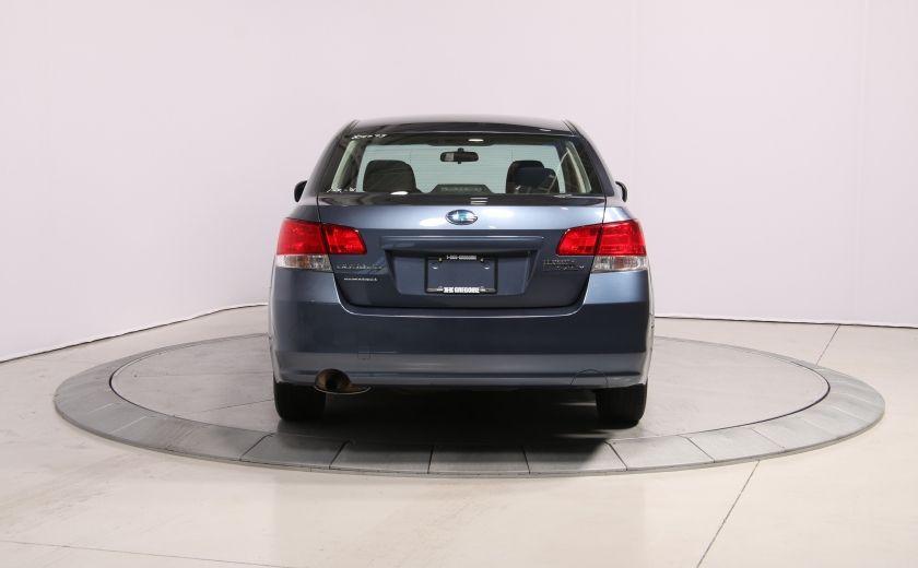 2013 Subaru Legacy 2.5i A/C BLUETHOOT #5