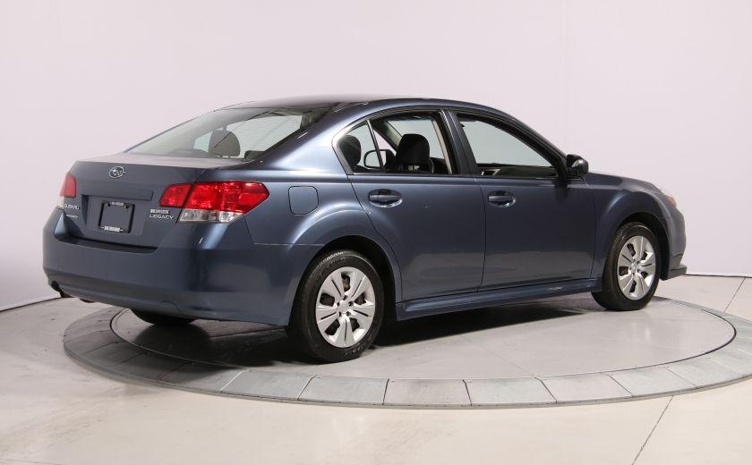 2013 Subaru Legacy 2.5i A/C BLUETHOOT #6