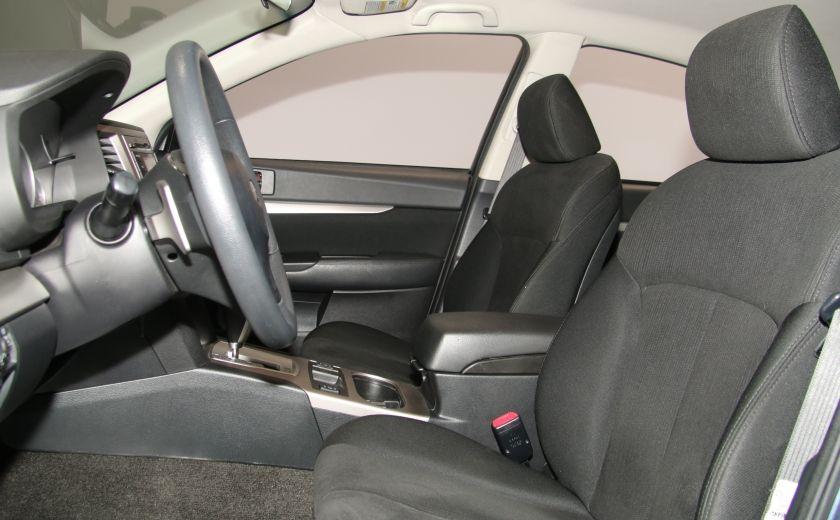 2013 Subaru Legacy 2.5i A/C BLUETHOOT #9