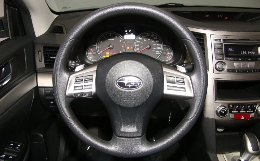 2013 Subaru Legacy 2.5i A/C BLUETHOOT #13