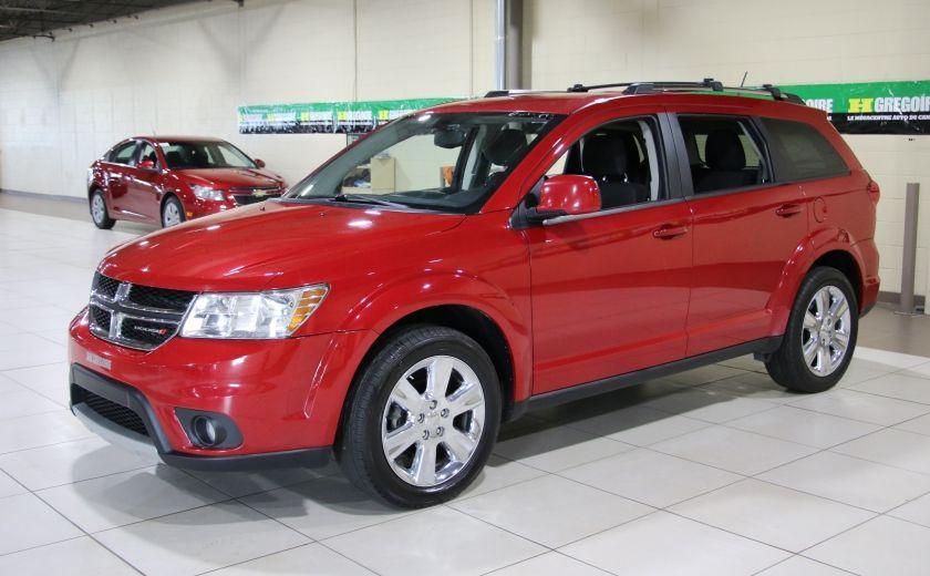 2012 Dodge Journey CREW AUTO A/C GR ELECT MAGS CHROME BLUETOOTH #2