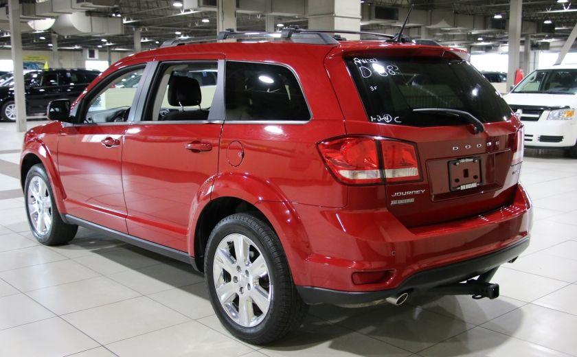 2012 Dodge Journey CREW AUTO A/C GR ELECT MAGS CHROME BLUETOOTH #4