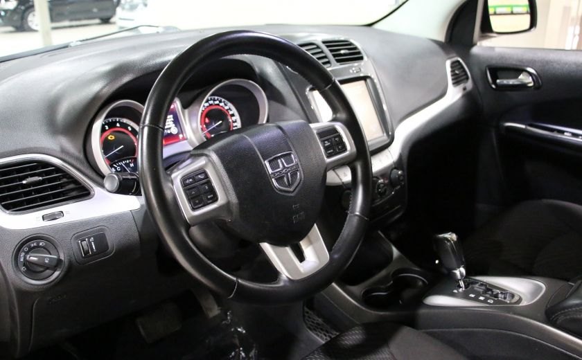 2012 Dodge Journey CREW AUTO A/C GR ELECT MAGS CHROME BLUETOOTH #8
