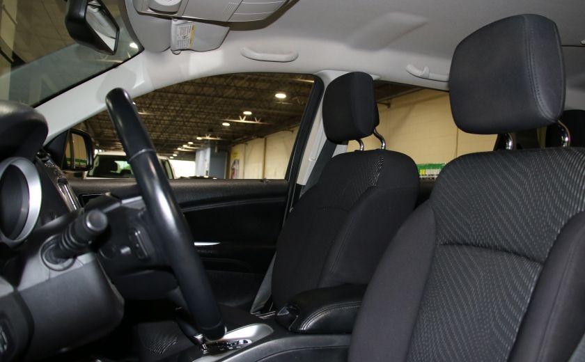 2012 Dodge Journey CREW AUTO A/C GR ELECT MAGS CHROME BLUETOOTH #9