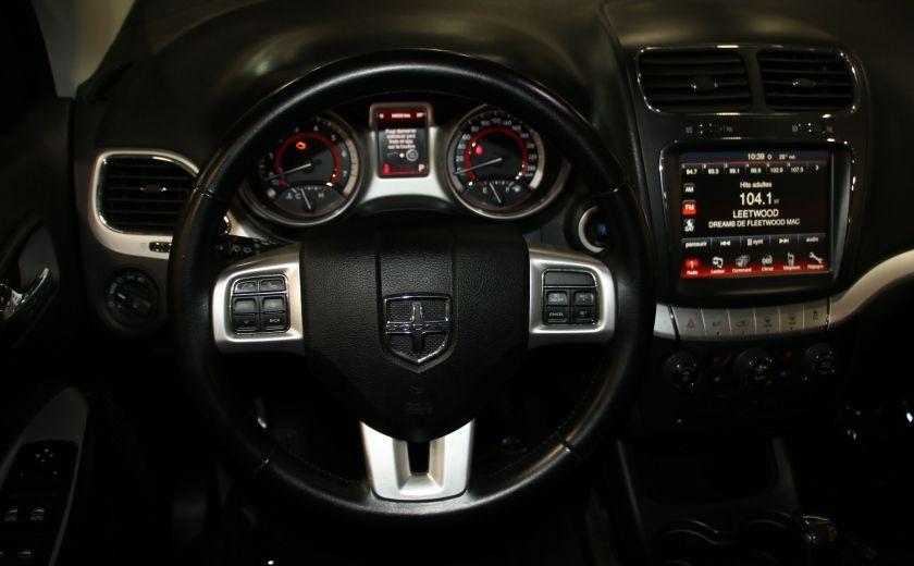 2012 Dodge Journey CREW AUTO A/C GR ELECT MAGS CHROME BLUETOOTH #14