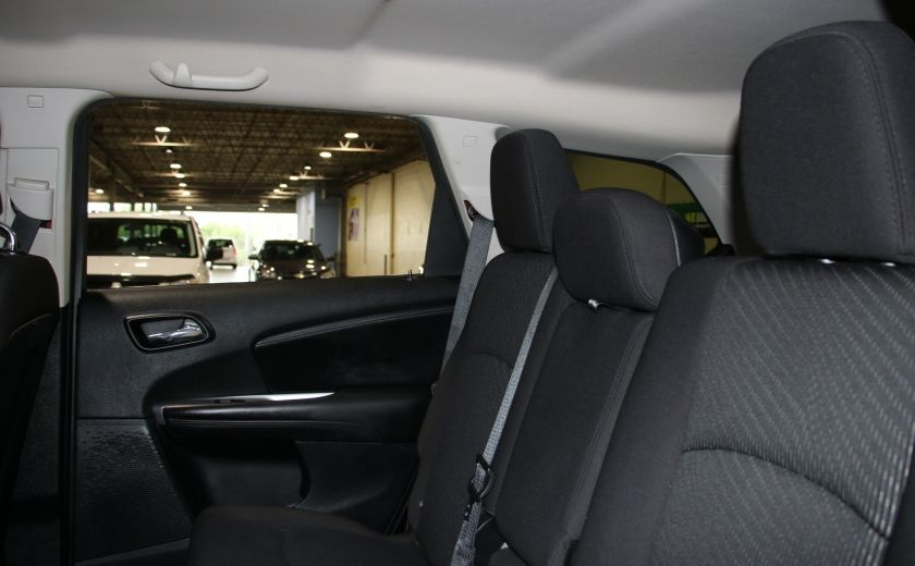 2012 Dodge Journey CREW AUTO A/C GR ELECT MAGS CHROME BLUETOOTH #17