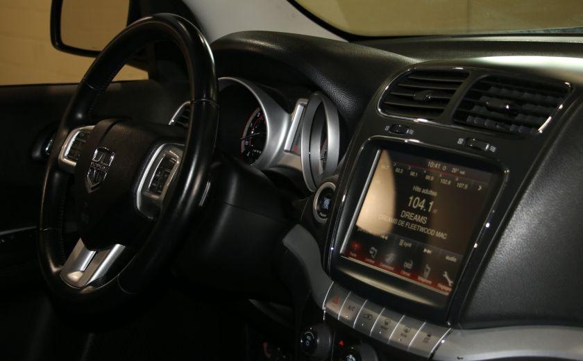 2012 Dodge Journey CREW AUTO A/C GR ELECT MAGS CHROME BLUETOOTH #21