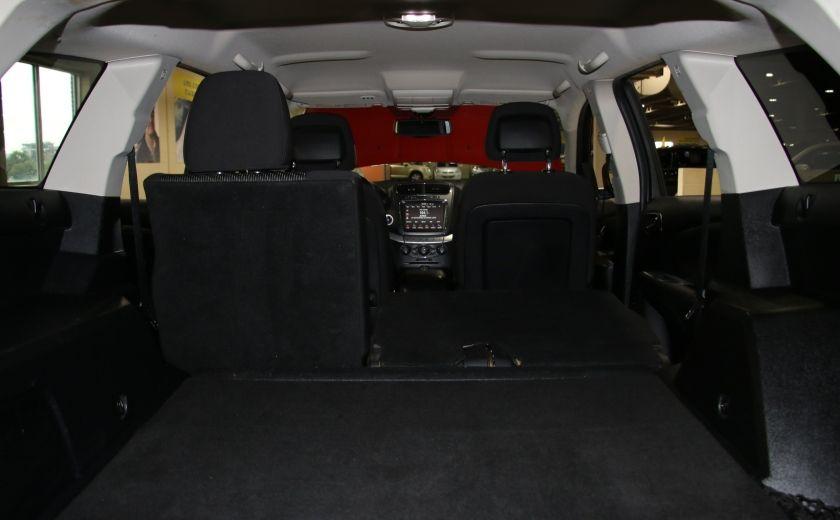 2012 Dodge Journey CREW AUTO A/C GR ELECT MAGS CHROME BLUETOOTH #27