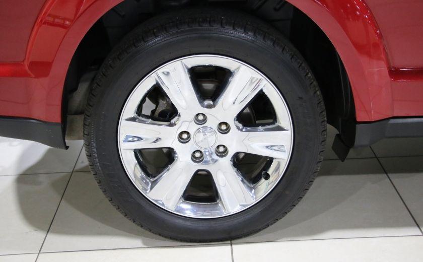 2012 Dodge Journey CREW AUTO A/C GR ELECT MAGS CHROME BLUETOOTH #28