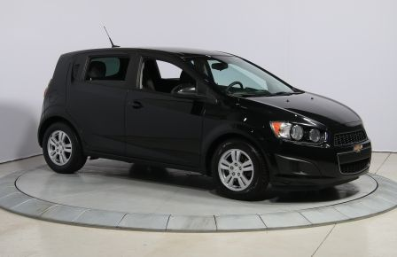2012 Chevrolet Sonic LS  AUTO A/C MAGS in Gatineau