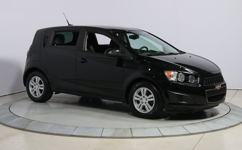 2012 Chevrolet Sonic LS  AUTO A/C MAGS #0