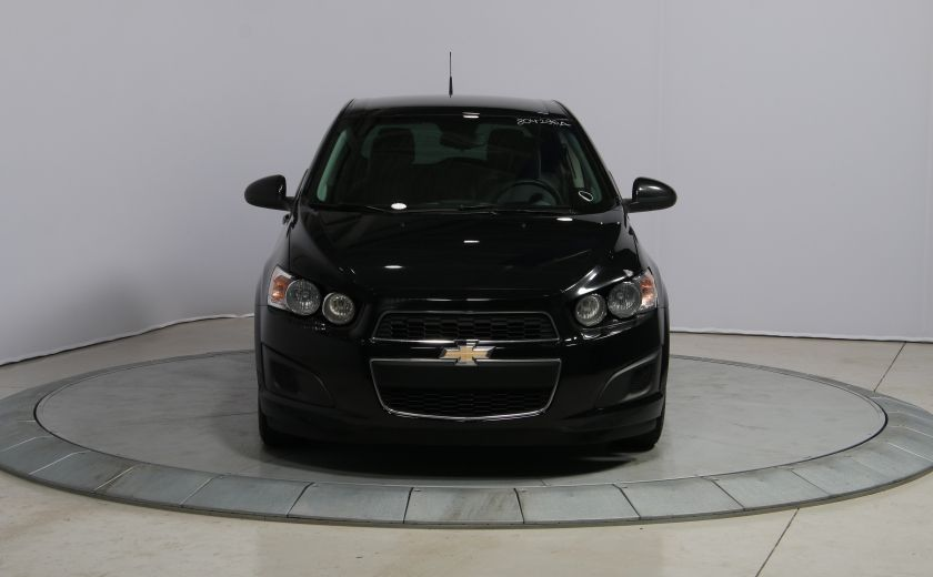 2012 Chevrolet Sonic LS  AUTO A/C MAGS #1