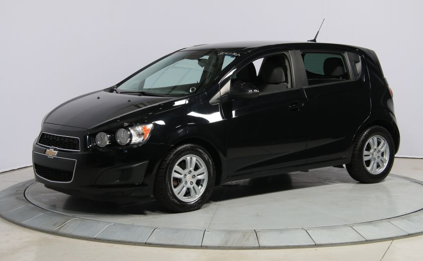 2012 Chevrolet Sonic LS  AUTO A/C MAGS #2