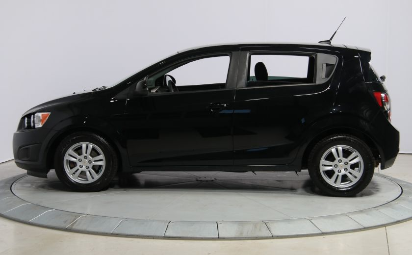2012 Chevrolet Sonic LS  AUTO A/C MAGS #3