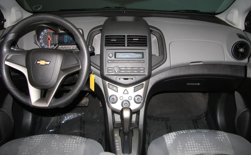 2012 Chevrolet Sonic LS  AUTO A/C MAGS #10