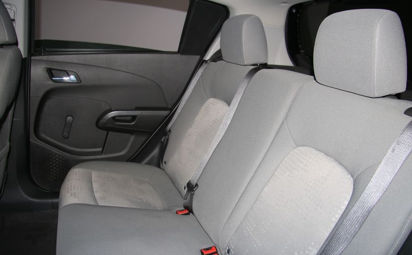 2012 Chevrolet Sonic LS  AUTO A/C MAGS #16