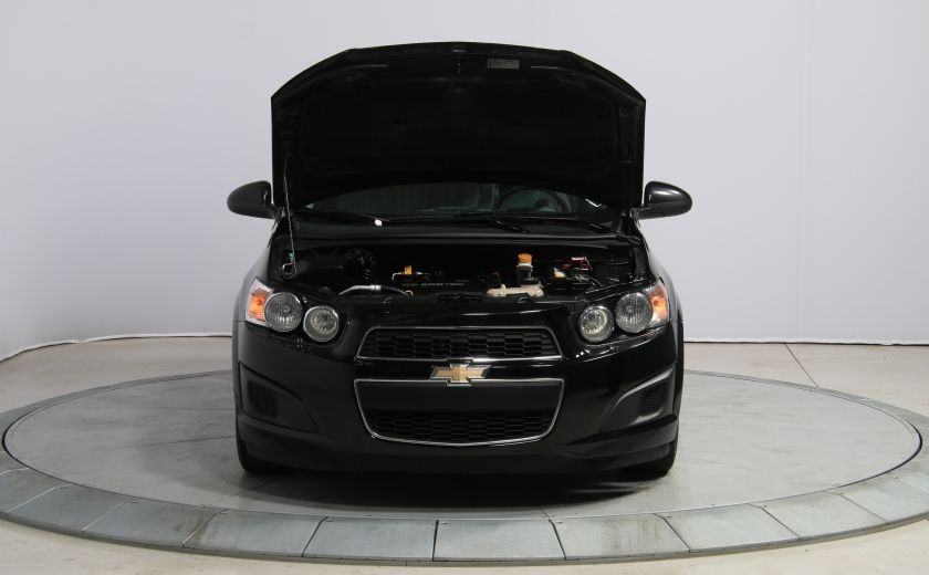 2012 Chevrolet Sonic LS  AUTO A/C MAGS #23