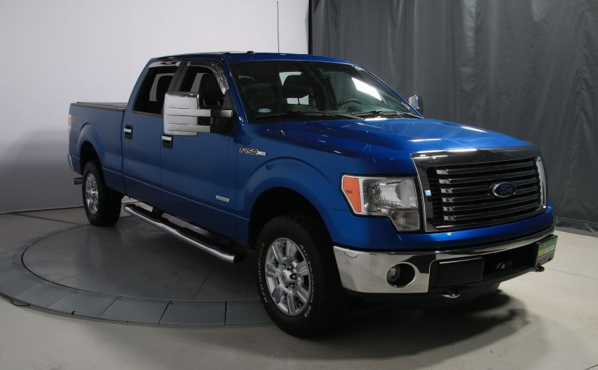 2011 Ford F150 XLT 4WD AUTO A/C GR ELECT TOIT MAGS #0