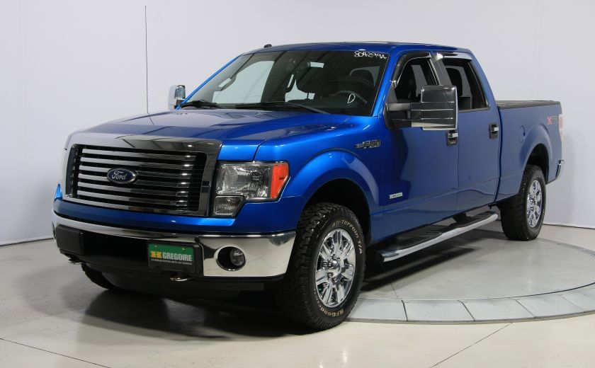 2011 Ford F150 XLT 4WD AUTO A/C GR ELECT TOIT MAGS #2