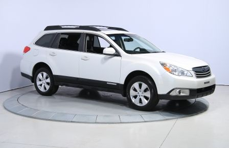 2011 Subaru Outback AWD AUTO CUIR TOIT MAGS BLUETOOTH in Longueuil