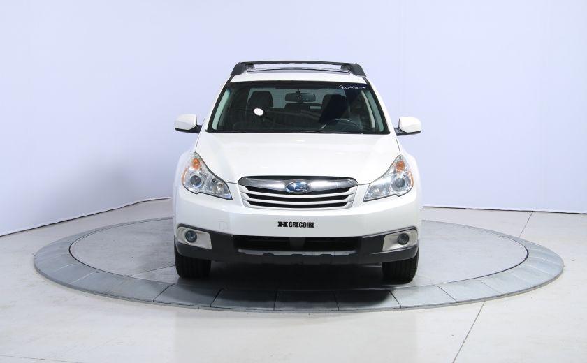 2011 Subaru Outback AWD AUTO CUIR TOIT MAGS BLUETOOTH #1